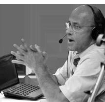 Dolmetscher und Übersetzer Norbert J. Heikamp